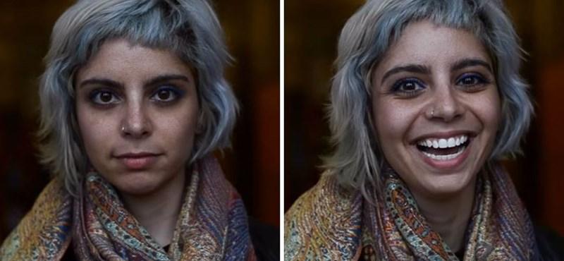 Elgondolkodtató videó: egy diák rögzítette, mi van, ha azt mondják az embereknek, szépek