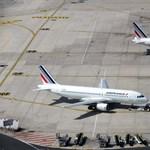 Az Air France leállítja kínai járatait a koronavírus miatt