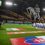 Magyarország-Szlovákia 1-2