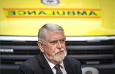 Havi 1,2 millió forintért ad tanácsokat Kásler Miklósnak az Alkotmányvédelmi Hivatal volt vezetője