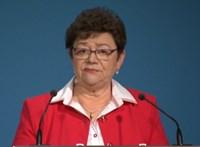 Müller Cecília: Kicsit csökkent a nyomás az egészségügyön