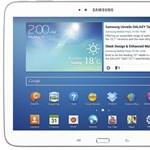 Új androidos táblagépek a Samsungtól