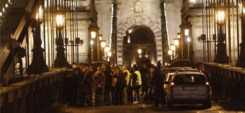 A fideszes alkotmánybíróság miatt bénult meg a belváros - videó
