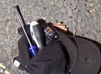 Épp munkában volt ez a két autótolvaj, amikor elkapták őket – videó