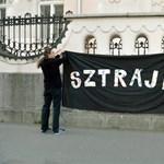 Autókonvojt is bevetnek a szerdai sztrájkon a szakszervezetek