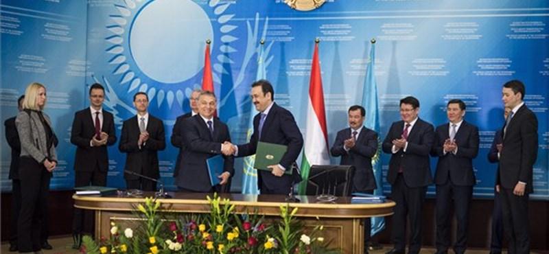 Orbán az EU-ban nem, Kazahsztánban otthon érzi magát