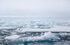 Több mint kétszer olyan gyorsan olvad a Föld jege, mint 30 éve