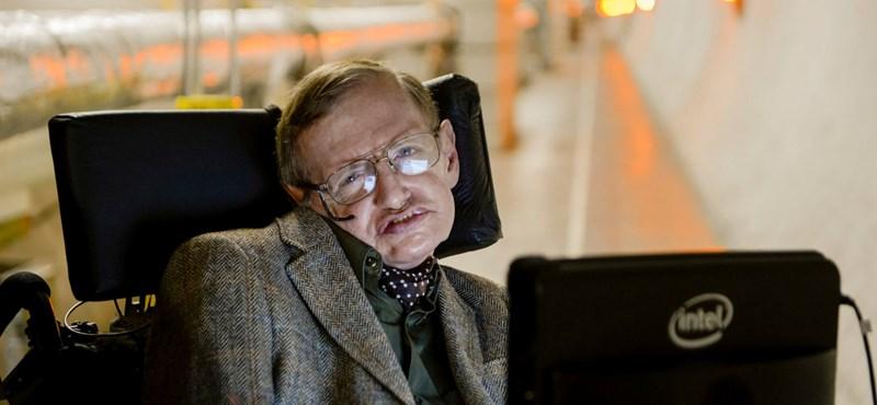 Megszólalt Stephen Hawking: egy komoly félelme van a világ legokosabb emberének
