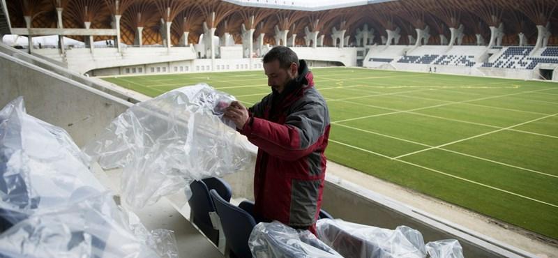 A luxemburgi blama után kiszámoltuk, itthon mennyibe kerül egy ülőhely a megújuló stadionokban