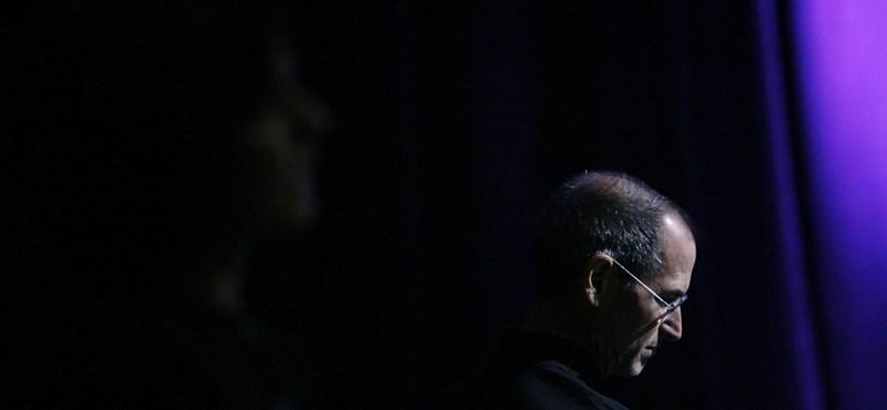 Steve Jobs és a halál