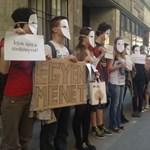"""""""A tudás veszélyes"""" - beszóltak a kormánynak a budapesti gimnazisták"""