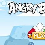 Böngészőben is játszható lesz az Angry Birds