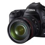 Jön az új Canon EOS 5D Mark III fényképezőgép