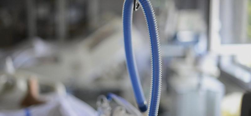 A vérplazmás kezelés nyomán került le a lélegeztetőgépről egy 75 éves súlyos koronavírus-beteg Magyarországon