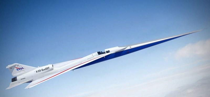 Vuela a 1062 km / hy es muy silencioso, ¿qué es?  Nuevo avión de la NASA