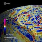 Mint egy szívverés, úgy pulzál a Föld mágneses mezeje, amit egy örvénylő jégóceán kelt – videó