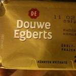 Kisöprik a Douwe Egberts budapesti gyárát, a bútorokat is árulják