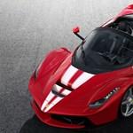 Már biztos: jön a csendben lopakodni képes új hibrid Ferrari