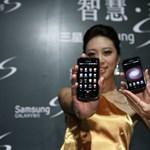 Nem tudja utolérni az Apple a Samsungot