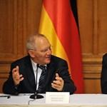 """Schäuble: """"Magyarországot nem szabad mindig csak a sarokba állítani"""""""