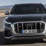 33 millió forinttól indul itthon a 435 lóerős dízel Audi SQ8