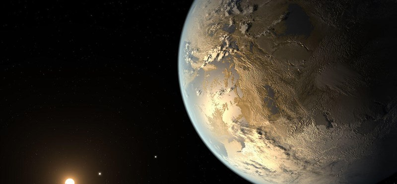 A planet similar to Earth has been found in