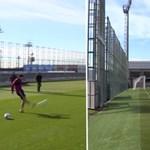 Suárez olyan gólt lőtt, hogy azzal simán lepipálta Messit