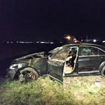 Autója alá szorult és meghalt egy ember Szigetszentmiklósnál