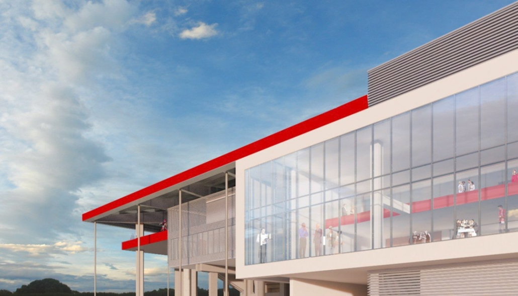 mti.14.09.18. - A diósgyőri stadionrekonstrukciós tervek