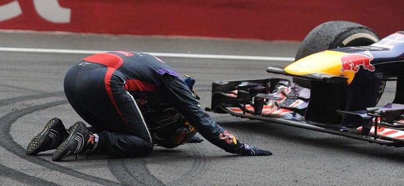 Óriási kavarás a Forma-1-ben: Vettel távozik a Red Bulltól