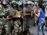 A kínaiak szerint is átnevelő táborok az átnevelő táborok