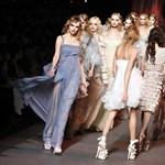 A Diortól kirúgott Galliano utolsó kollekciója – nagy fotók