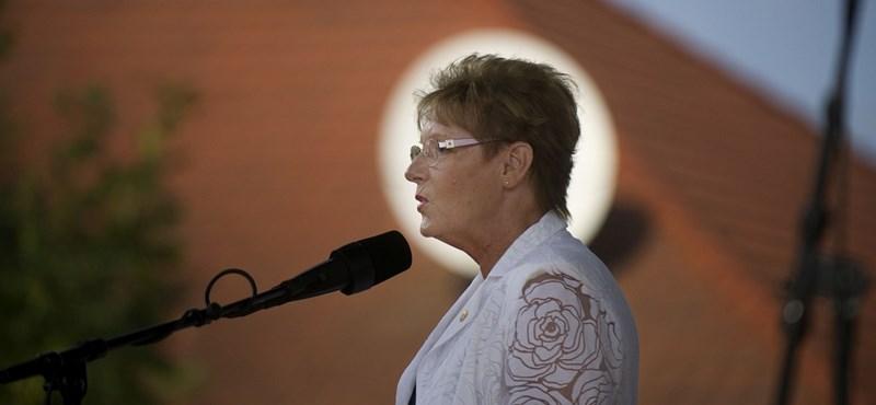 Hoffmann Rózsa ismét az oktatásról nyilatkozott