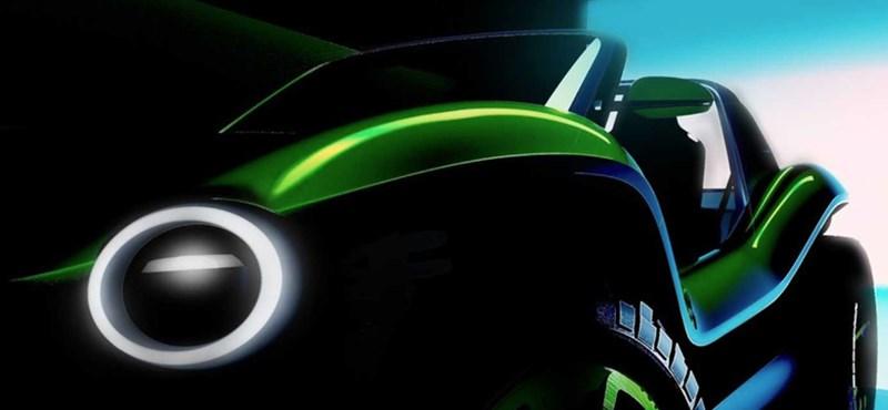 Terence Hill is megirigyelheti: itt a VW új elektromos homokjárója