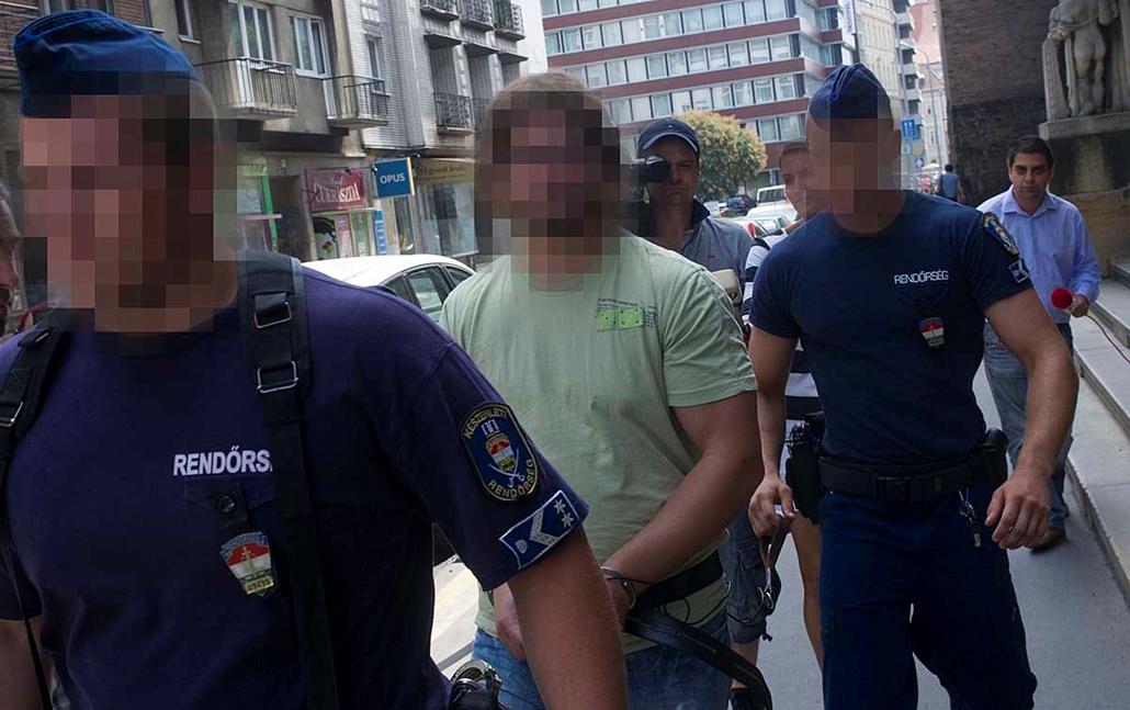 Seres Gyilkosság - B.László előzetes fogvatartásáról döntött a bíróság