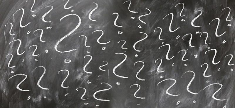 Ennél furcsább kérdés még nem született a holnapi matekérettségiről: lehet puskázni?