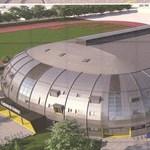 Elírták a helyrajzi számot, 250 millióval drágult a kaposvári sportcsarnok