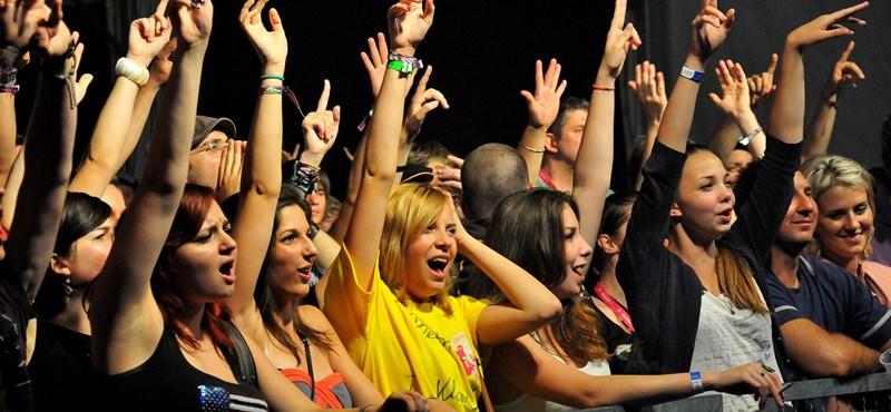 Ilyen koncertek lesznek az idei Campus Fesztiválon