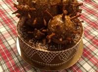 Koronavírus-tortát kapott Varga Mihály