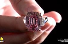"""14 milliárd forintért ment el """"a gyémántok Leonardo da Vincije"""" – videó"""