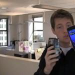 A nap videója: Samsung Note versus Samsung Nexus