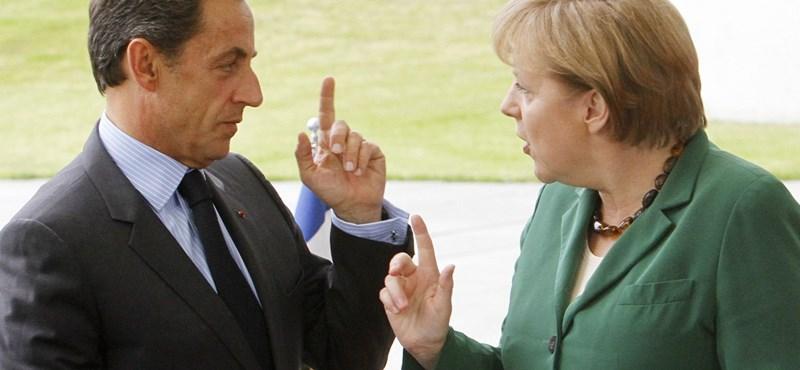 Merkel és Sarkozy javított az ázsiai tőzsdék hangulatán