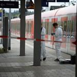 Allahot kiabálva támadt késsel a járókelőkre egy férfi Münchenben