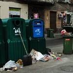 A kuka vacsorája: 33 településen nem tudja elvinni a szemetet a szolgáltató