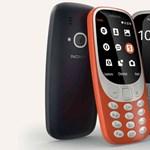 Hivatalosan is visszatért a legenda, de eléggé új lett a Nokia 3310