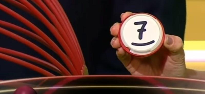 Ezt a hat számot senki sem találta el