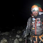 Nem jutott fel az Everestre Klein Dávid