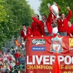 A Liverpool boldog születésnapot kívánt magának