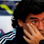 Maradona még keresi a kezdőcsapatát
