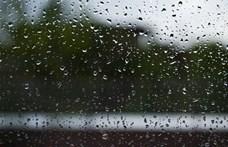 Ma sem kímél minket az időjárás